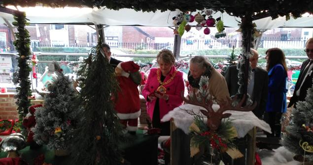 1 December 2017 - Launch event of Bishopwearmouth Co-operative on Chester Road, Sunderland. This wonderful Garden Centre is now open to members of the public!