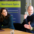 21 February 2018 - I had the honour and privilege to welcome the Duke and Duchess of Cambridge to the City when they visited the workers on site of the new Northern Spire bridge prior to it's official opening later this year.
