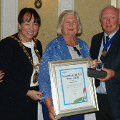 14 June 2018 - I attended Age UK Sunderland's Volunteer Celebration Event where I had the pleasure of presenting the volunteers with their long service certificates.