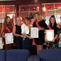 21 August 2018 - I presented the local Slimming World Achievement certificates. One of the ladies is a Charities Officer at Barclays Bank who has agreed to sponsor my Christmas Charity Event by match funding. This is amazing – thank you Barclays Bank