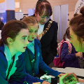 3 October 2018 - I attended the Bring It On industry led event which was developed to raise the profile of North East engineering, to change perceptions, raise aspirations and inspire young people to want to be part of it.