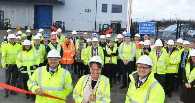 16 January 2019 - I attended Brenntag UK & Ireland's Open Day which showcased the role of chemical manufacturing and Brenntag UK & Ireland as supplier of chemicals with over 100 years of history in the North East.