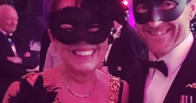 15 March 2019 - I hosted my Charity Masquerade Ball. It was an amazing evening raising £10,000 for my chosen charities.