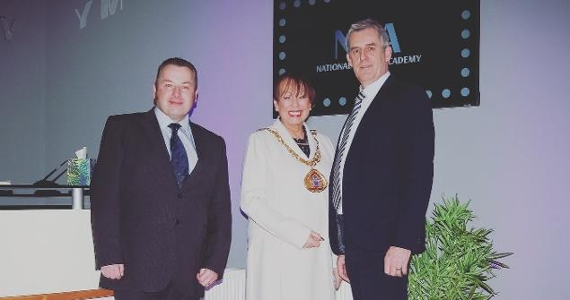 22 March 2019 - I officially opened the National Beauty Academy. The Academy will provide education in the beauty industry for the un-employed and for people looking for a career change.