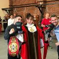 13 May 2019 - One of the final engagements of my Mayoral Year was to open the Sunderland Community Hub and Boxing Club. TWFRS launched this new boxing hub at Sunderland Central Community Fire Station with support from Sunderland City Council.