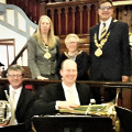 17 May 2019 (b) - I attended the Hetton Union Street Methodist Church's Annual Anniversary Concert.