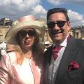 21 May 2019 - The Mayoress and I had the great honour of attending the Royal Garden Party at Buckingham Palace.
