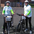 16 June 2019 - The Mayoress and I took part in the Active Sunderland BIG Bike Ride to raise funds for our chosen charity and good cause.
