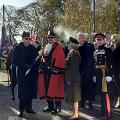 10 November 2019 - I attended the annual Remembrance Day Parade, the largest service outside of London.
