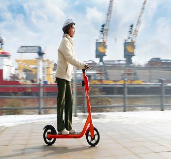 E-scooters March 2021 launch